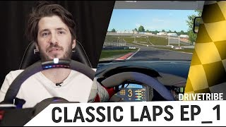 Classic Laps with Jimmy Broadbent Ep 1: Clio Cup at Brands Hatch