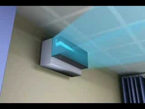 UVGI UVC Air Sterilization from Lumalier  YouTube
