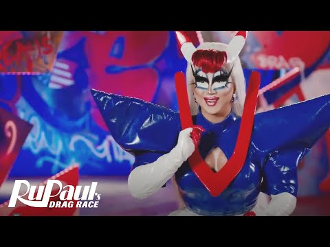 Rock M Sakura Wants to Tuck Ricky Martin | Tuck, Marry, Kill | RuPaul's Drag Race Season 12