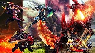 「Monster Hunter Double Cross」 New Trailer   Promotional #3 [MHXX] Equal Dragon Weapon? [HD]