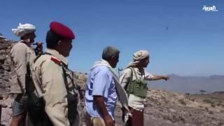 القوات السعودية المشتركة تدمر منصات لاطلاق المقذوفات قبالة حدود جازان ونجران
