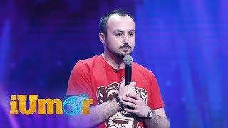 George Țintă a revenit la iUmor cu o nouă serie de glume scurte