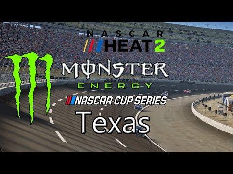 Nascar Heat 2 - 2018 MECS Season (Texas Motor Speedway)