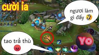 Troll Game _ Yo Game Bị Trả Thù Troll Rừng Và Cái Kết Hài Hước | Yo Game