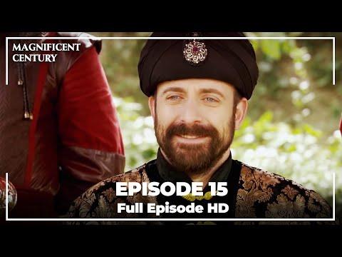 Magnificent Century Episode 15  | English Subtitle