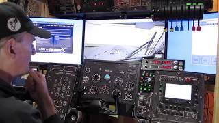 Home Cockpit Startup