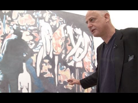 Meet the artist - Luc Tuymans: The first three hours of painting are like hell