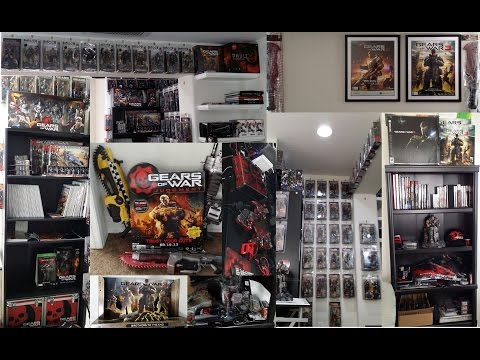 My Ultimate Gears Of War Collection Contest Entry