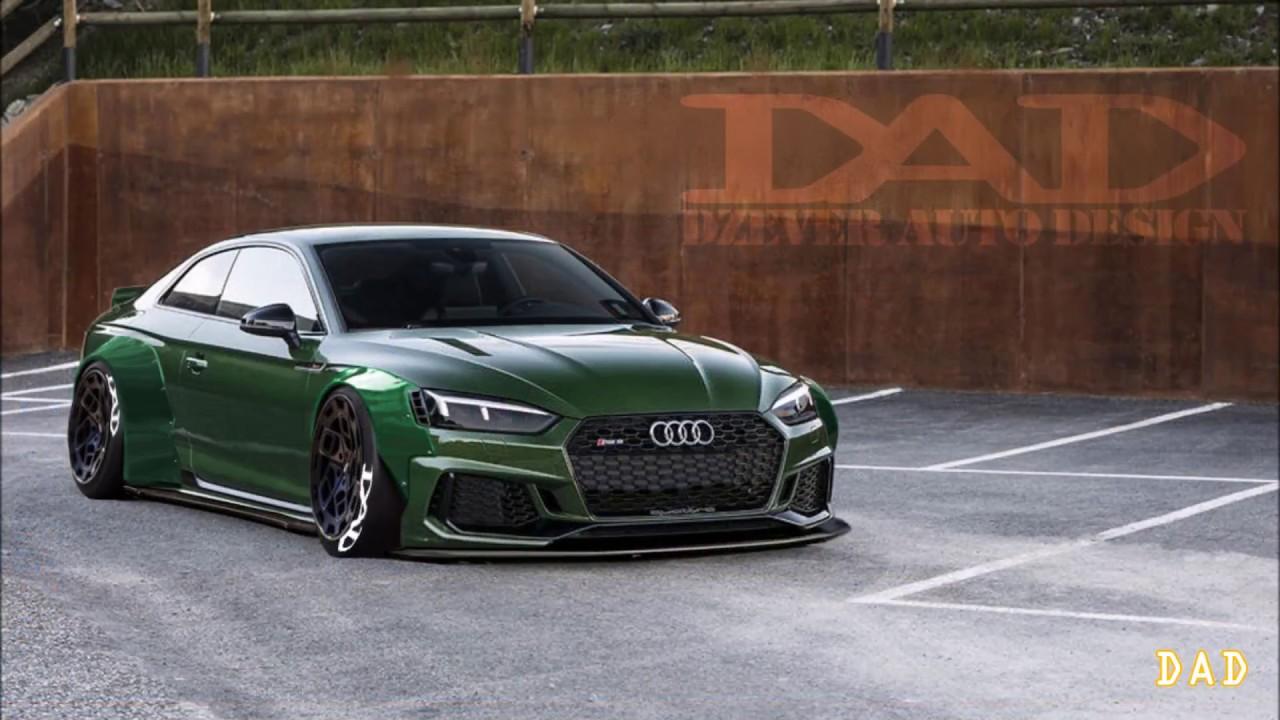 Audi Rs5 Liberty Walk Youtube