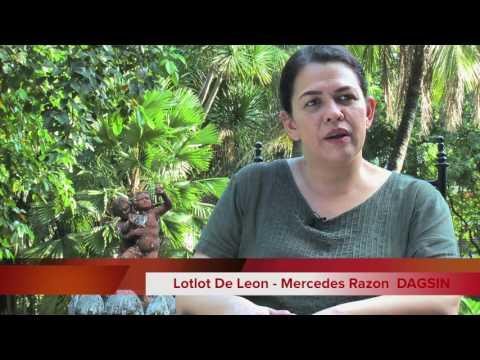 Dagsin Lotlot De Leon Interview