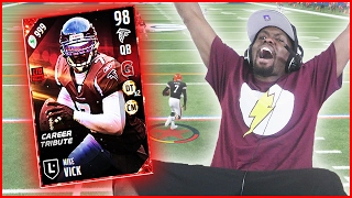 MUT 17 - 99 OVR MICHAEL VICK DEBUT!!  (Madden 17 Ultimate Team)