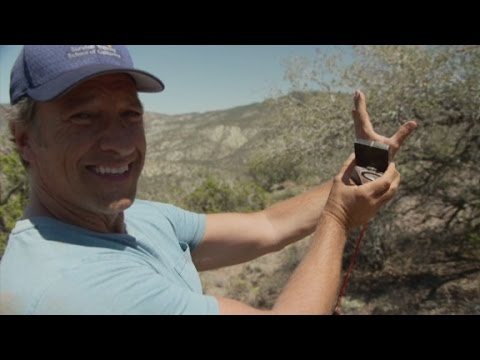 Mike Rowe: Happiest day of my life