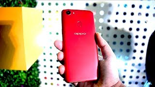 oppo f5 hands on review camera gaming benchmarks