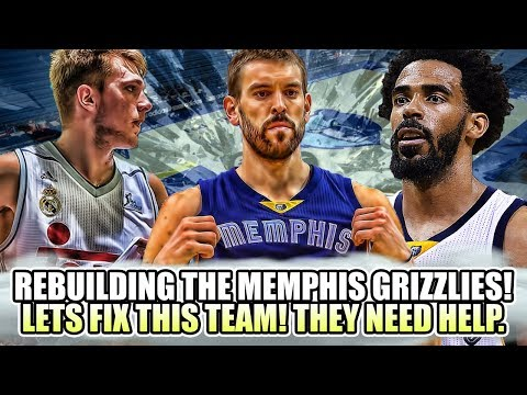 18 Game Losing Streak. Seriously. Lets Rebuild The Memphis Grizzlies. They Need Help.