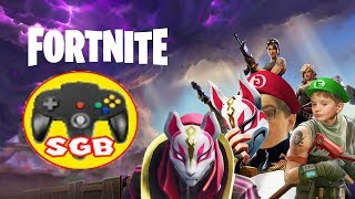 BATTLE PASS GRINDING!!! | Fortnite Battle Royale Part 6 [Live]
