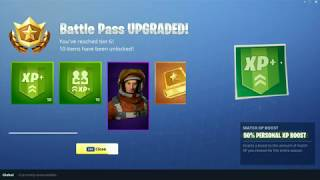 A look at the items in S3 battle pass | Fortnite battle royale