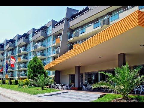 Болгария, Золотые пески. отель EXELSIOR 4* видео, описание