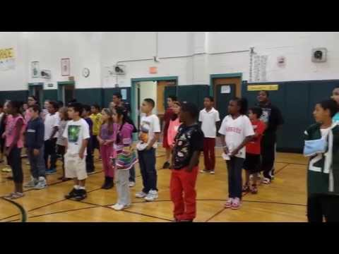 John S. Hobart Elementary School - Songs for Unity Week