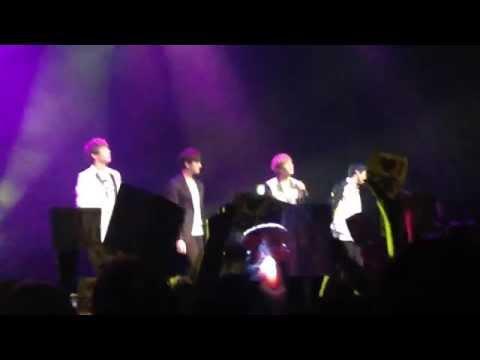 [FANCAM] 140924 U-KISS London concert - 0330 -