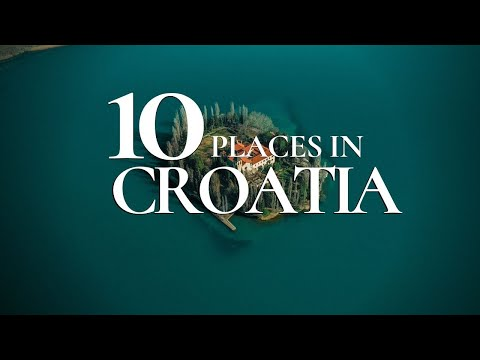 10 Amazing Places to Visit in Croatia | Europe Travel 2021