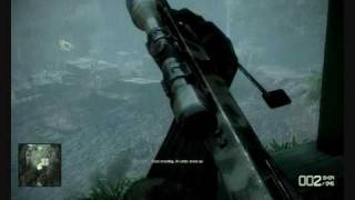 Battlefield Bad Company 2 - GAMEPLAY  M95 Barrett