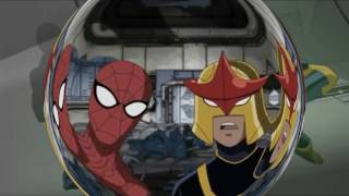 ULTIMATE SPIDER-MAN FUNNY MOMENTS PART 1