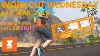 Film My Run LIVE | Workout Wednesday