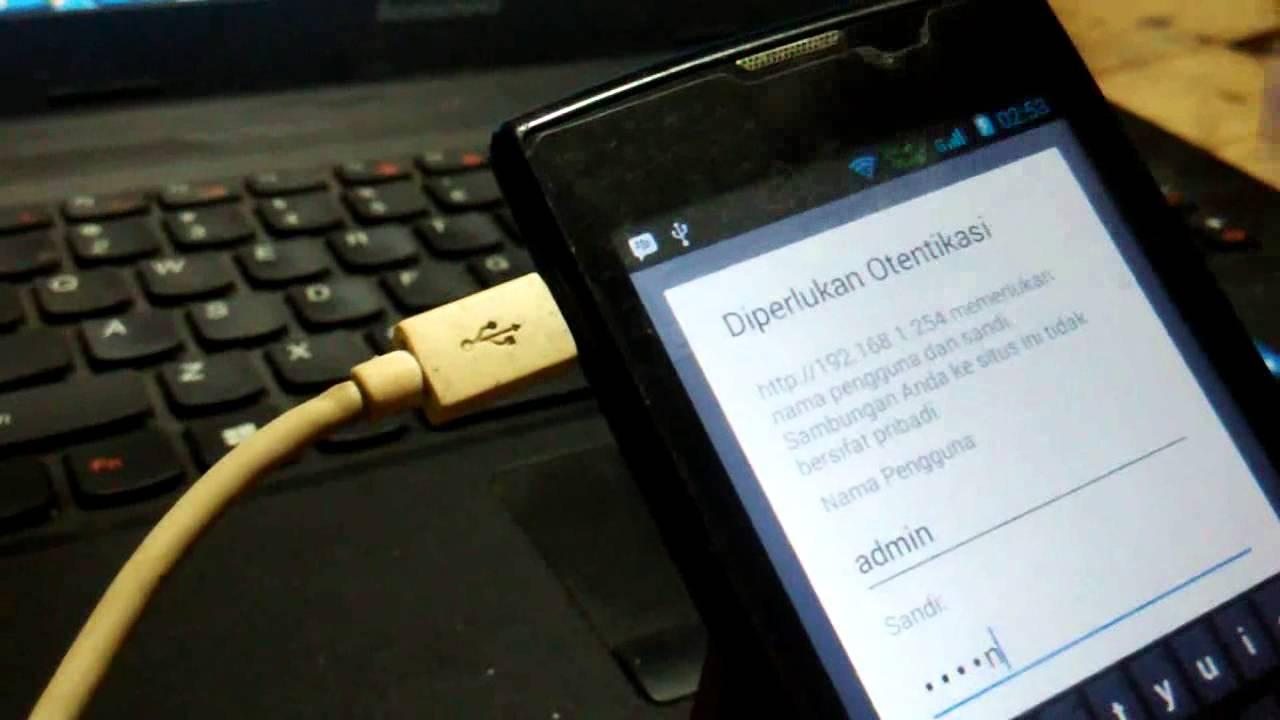 cara membobol wifi dengan handphone android
