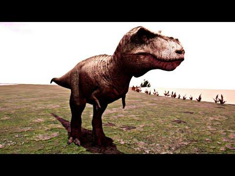 Tyrannosaurus Rex Vs Therizinosaurus [T. Rex] Battle of Dinosaurs #2