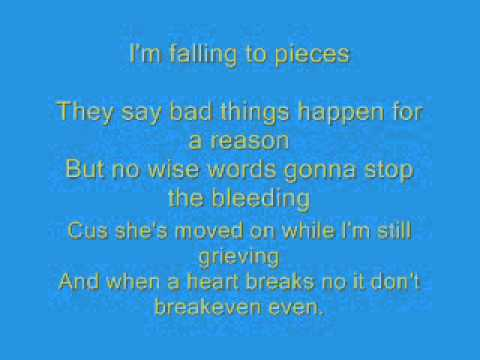Breakeven - The Script ( Lyrics )
