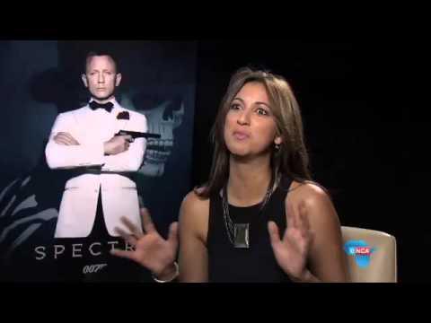 WATCH: Interview with the latest James Bond movie director