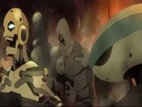 Animatrix - Humanity's War With Machines