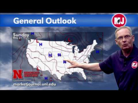May 19, 2017 Weekly Weather Forecast