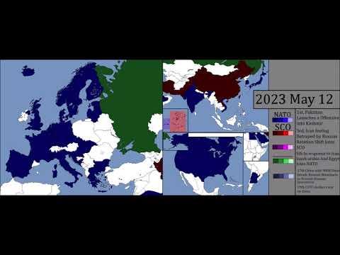 World War 3 : Every day 2023 - 2024