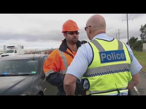 FUNNY - Police vs Lollipop Man