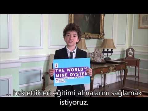 British Embassy School Ankara öğrencileri #ShakespeareLives kampanyasına destek veriyor 2/6