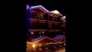 Андорра Отель вечером(, 2014-06-03T18:45:56.000Z)