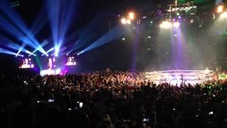 WWE Wrestlemania Revenge Tour 2014 Berlin John Cena Entrance