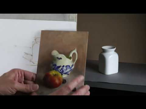 Painting White Objects (and making them look real)