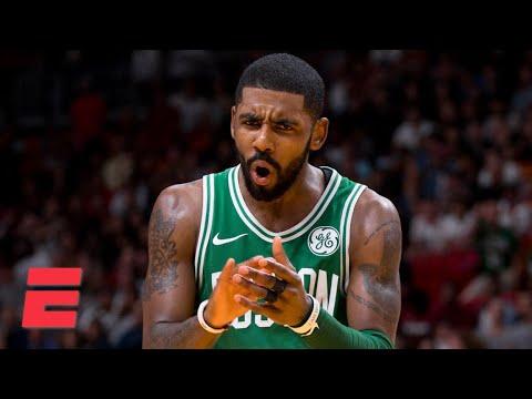 Kobe praises Kyrie's shooting prowess | MuseCage Basketball Network | ESPN