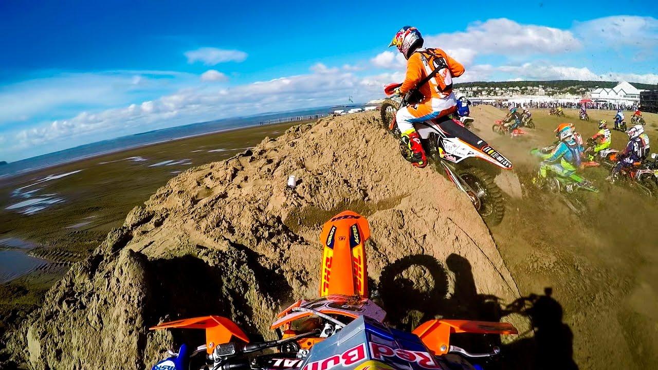 GoPro: Jonny Walker: Weston Beach Race 2016 - Motor Informed