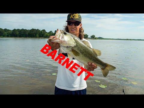 Mondo Buzzbait Bass! Ross Barnett Reservoir