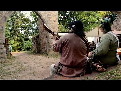 Trio Cum Laute - Ai Vis Lo Lop @ Gräfenstein Castle (Germany) (Aug 07, 2015)