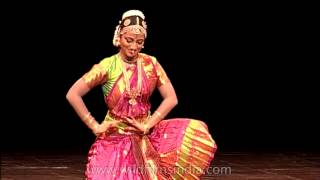 Bharatnatyam : One of the traditional dance forms of south India