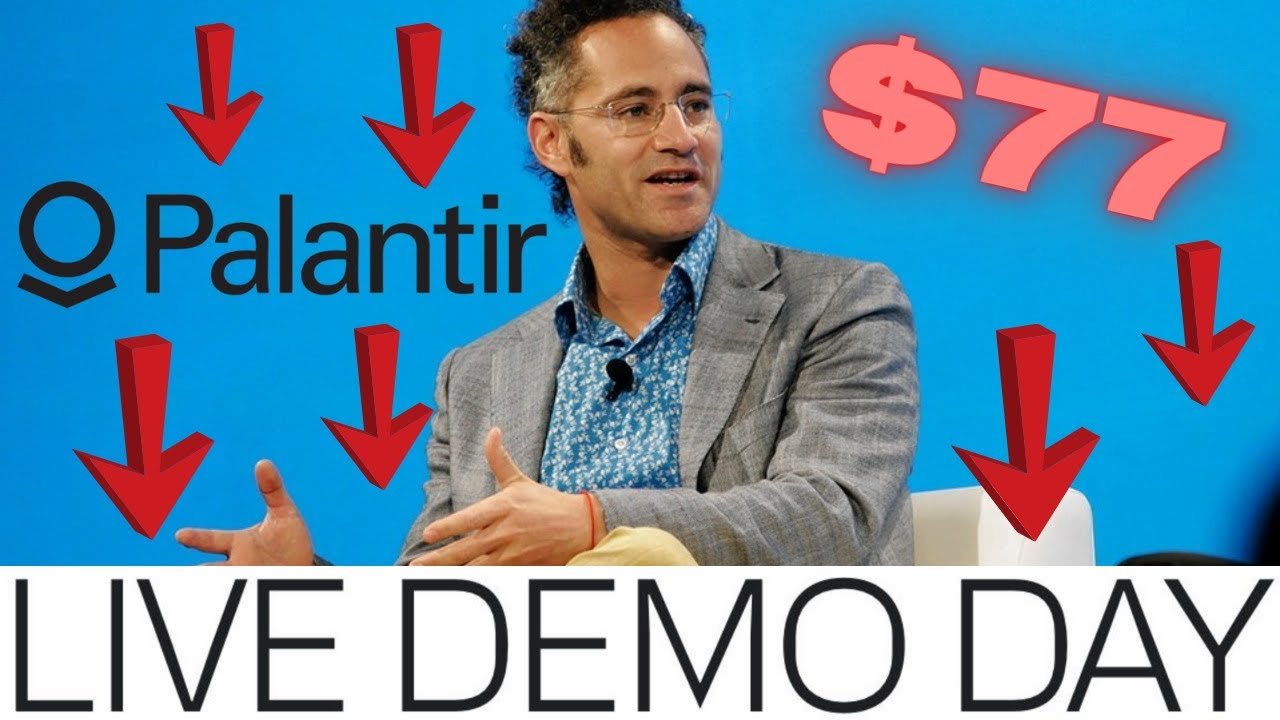 Palantir Live Demo Day - What went wrong?? PLTR Stock