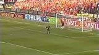 FC TWENTE BEKER FINALE 2001