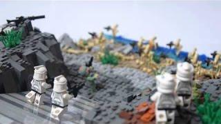 LEGO Star Wars Clone Base on Alderaan - Review HD (Deutsch/German)