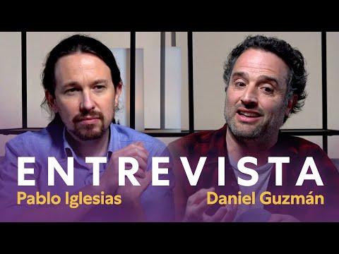 Pablo Iglesias entrevista al actor Daniel Guzmán
