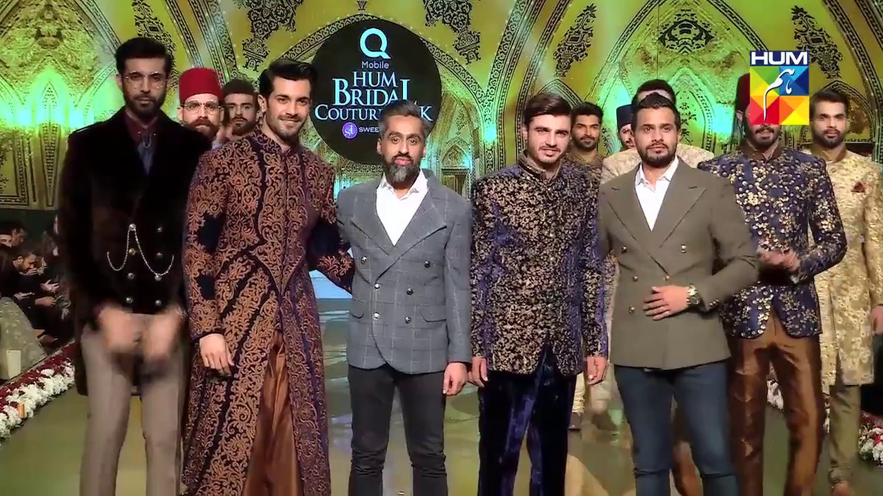Bidal Couture Week 2017 - Ziggi Menswear