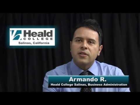 Armando Heald College Salinas